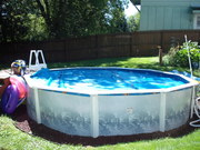 15 Ft Swimming Pool Complete set up ....Hurry this won't last!
